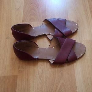 Madewell Shoes - Madewell Thea Flat Sandal